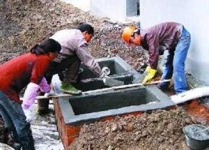 长沙化粪池清理及疏通下水管的办法