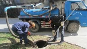 住宅小区长沙化粪池清理你须知道的那些事