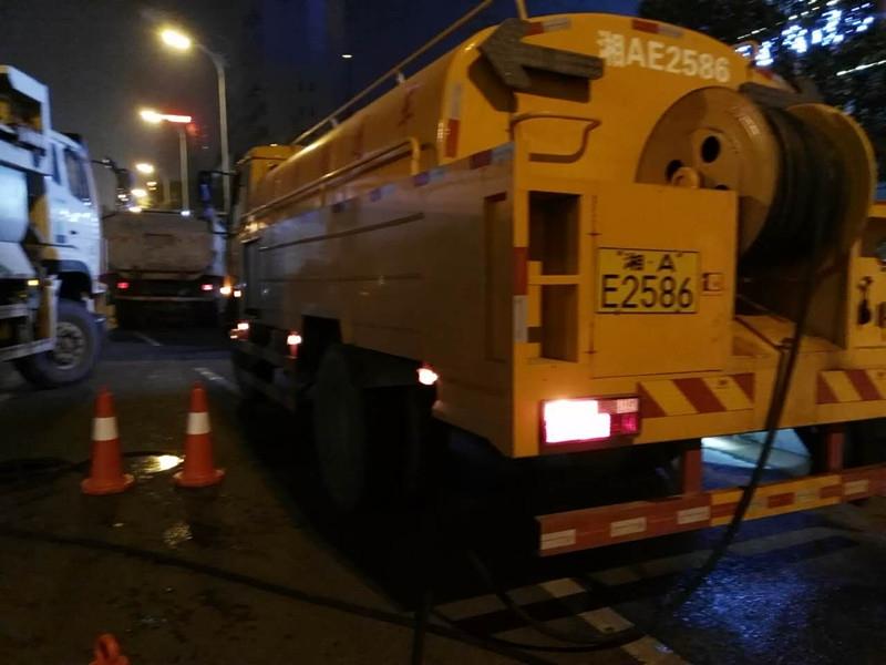 雨花区市政管道疏通