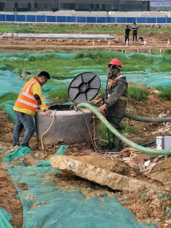 长沙管道清淤公司
