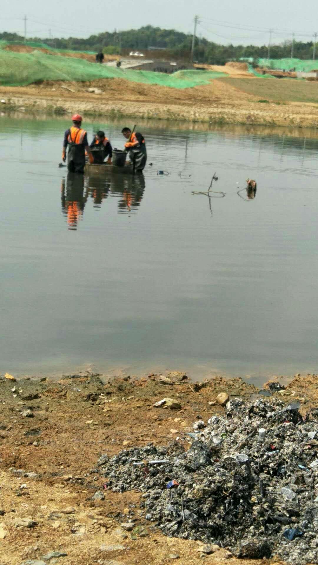 湖南河道清淤公司