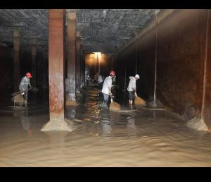 地下室污水处理
